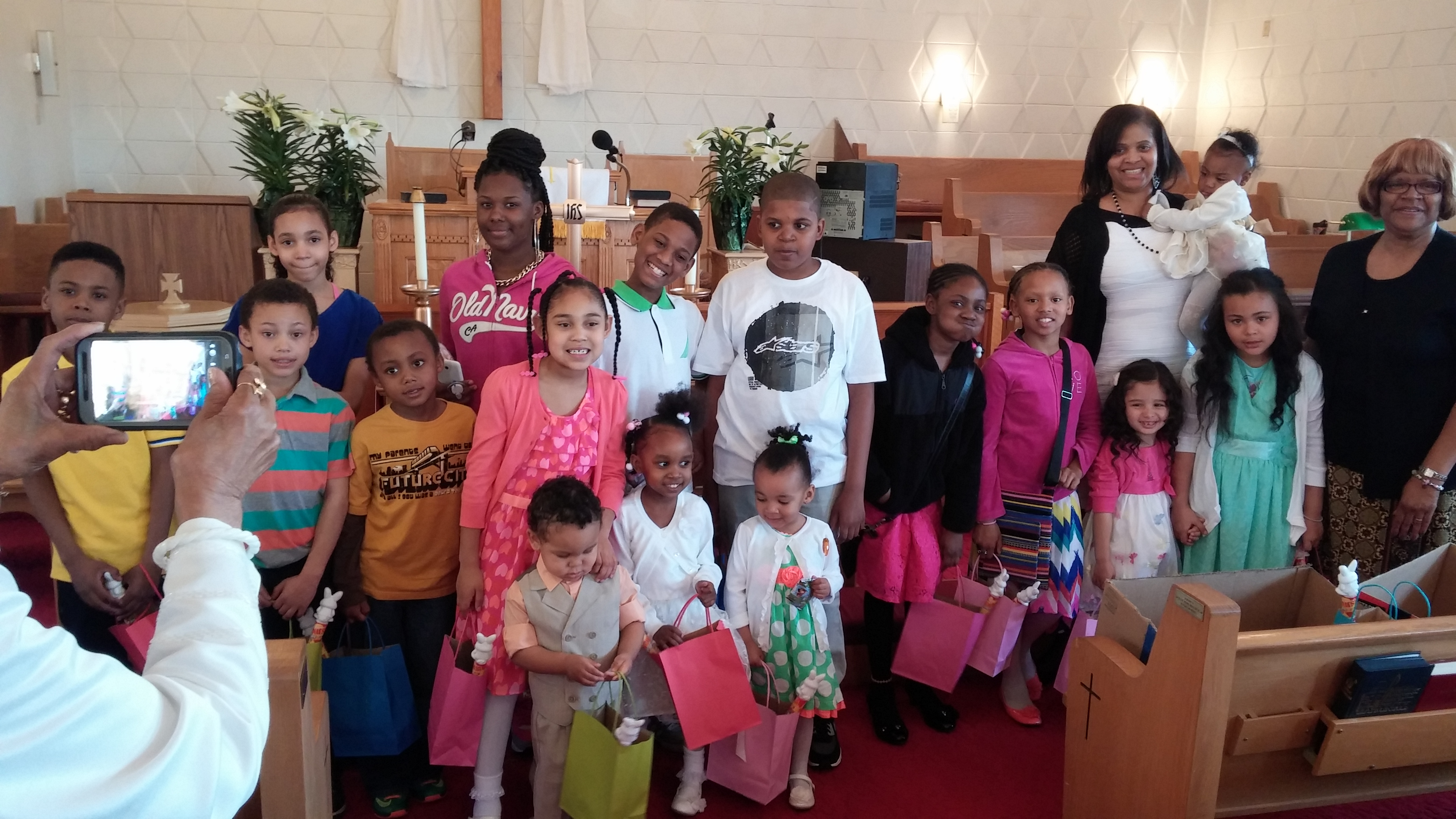 Easter Sunday – 2015